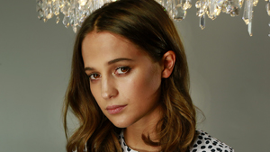 "Alicia Vikander ""Ex Machina"""