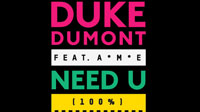 Duke Dumont Featuring A*M*E & MNEK Need U (100%)