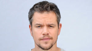 "Matt Damon ""The Martian"""