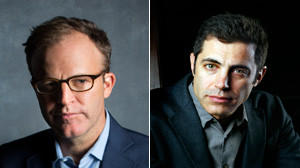 "Tom McCarthy and Josh Singer ""Spotlight"""