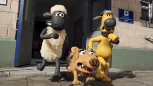 """Shaun the Sheep Movie"""