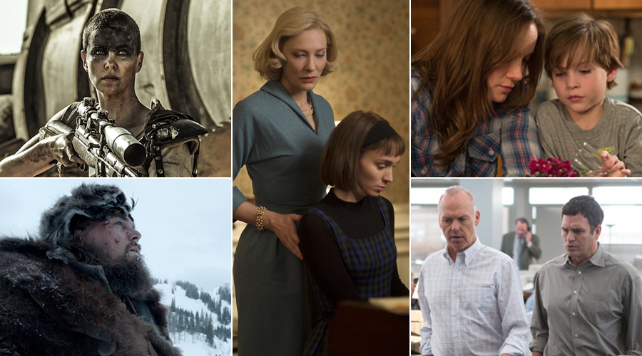 Golden Globes 2016: Play-at-home ballot