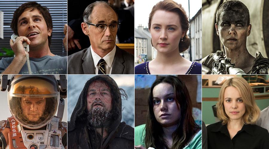 Oscars 2016: Play-at-home ballot
