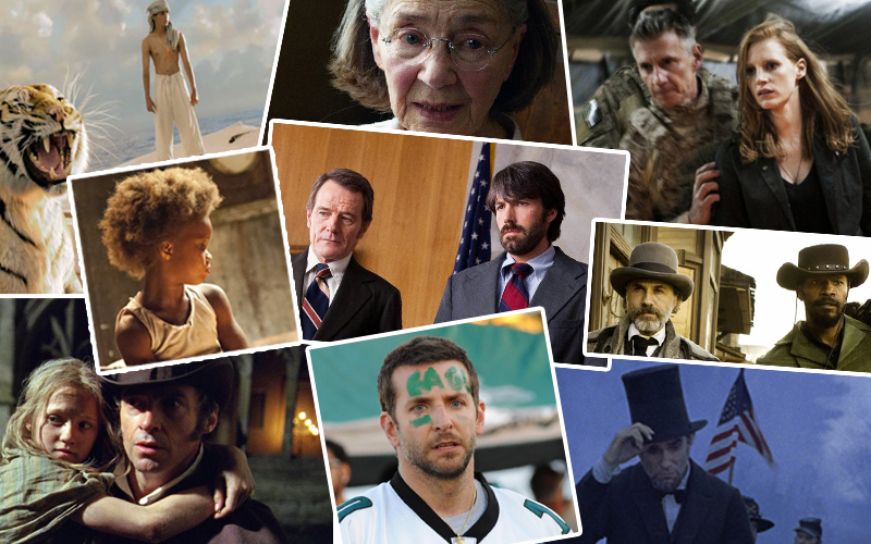 Oscars 2013: Play-at-Home ballot