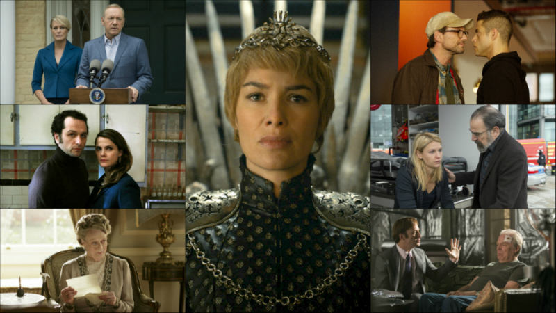 Emmys 2016 | Play-at-home ballot