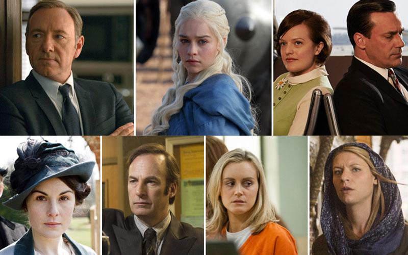Emmys 2015 | Play-at-home ballot
