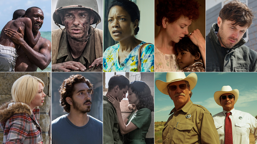 Golden Globes 2017: Play-at-home ballot