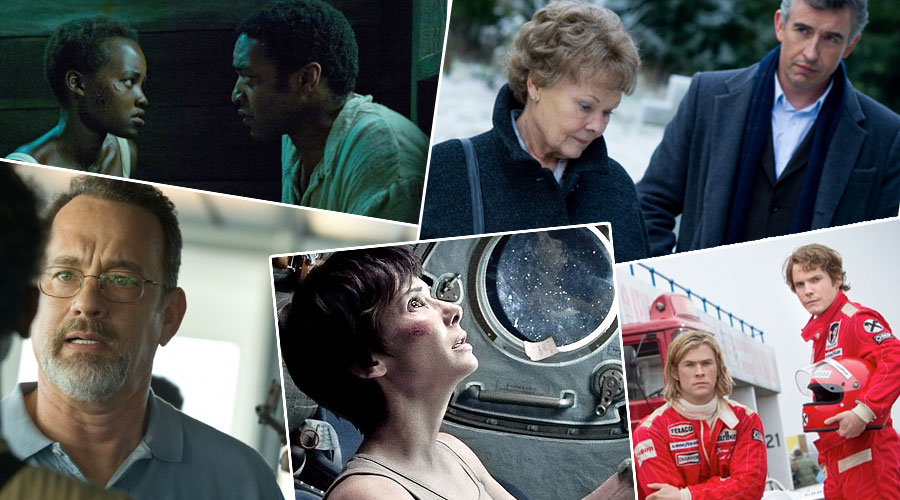 Golden Globes 2014: Play-at-home ballot